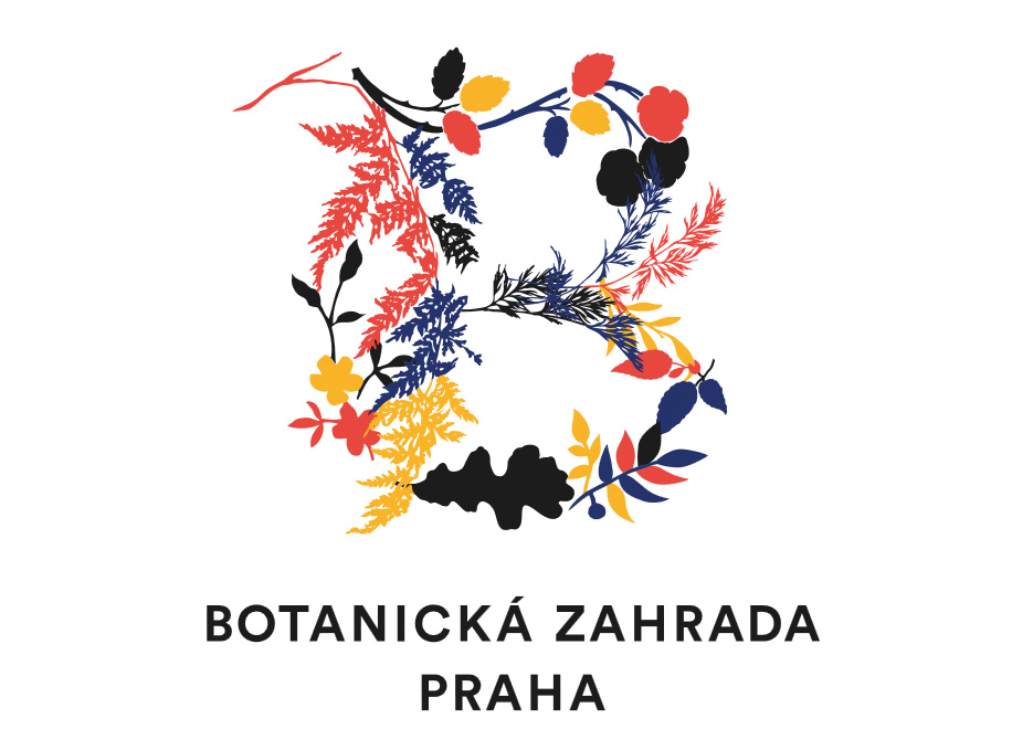 Botanic Garden Prague has a new logo