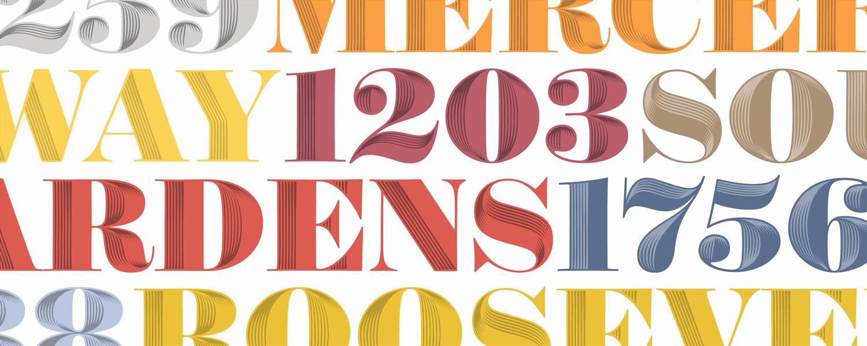 Obsidian, a new font by Hoefler & Co.
