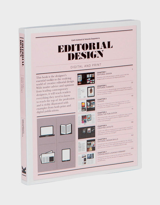 Editorial Design – Digital and Print