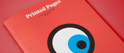 Read the whole first year of Printed Pages magazine online now