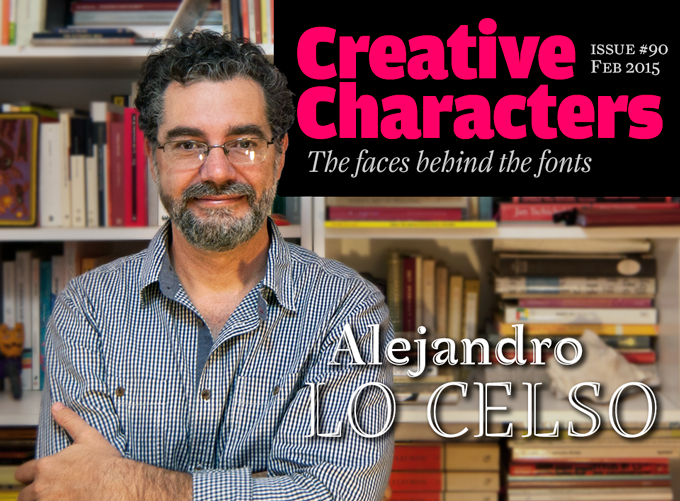 Creative Characters Interview with Alejandro Lo Celso