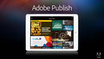 Adobe Publish coming in summer 2015