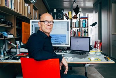 Erik Spiekermann: a master class in type