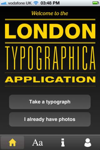 London Typographica