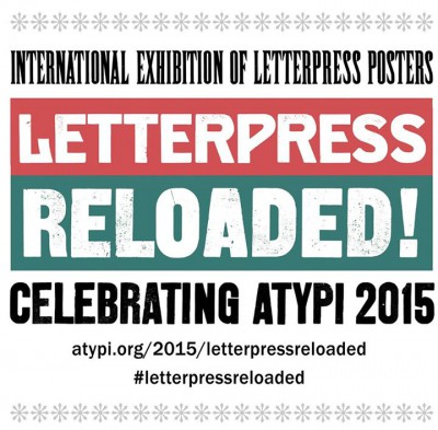 Letterpress reloaded international exhibition