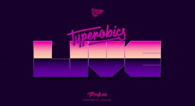 Typerobics: Type design exercises at YouTube