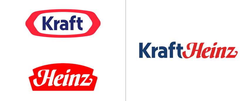 New Logo for Kraft Heinz Company