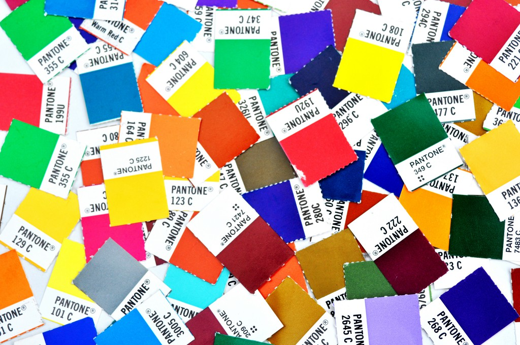 How Pantone became the definitive language of colour