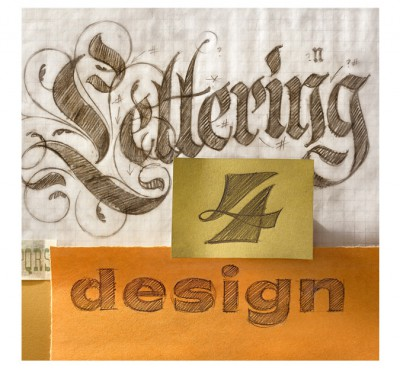 Lettering Workshop with Ken Barber in Yorklyn, Del.