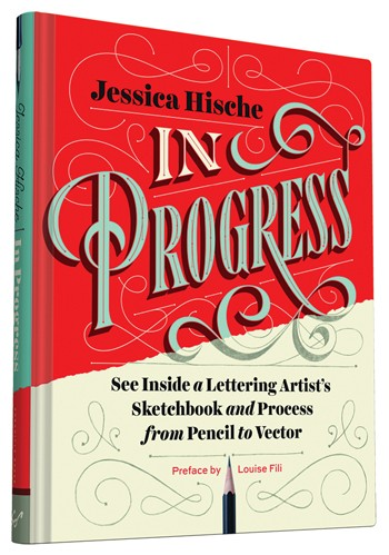 New book by Jessica Hische: In Progress