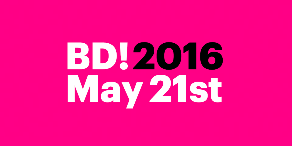By Design Conference 2016 announced
