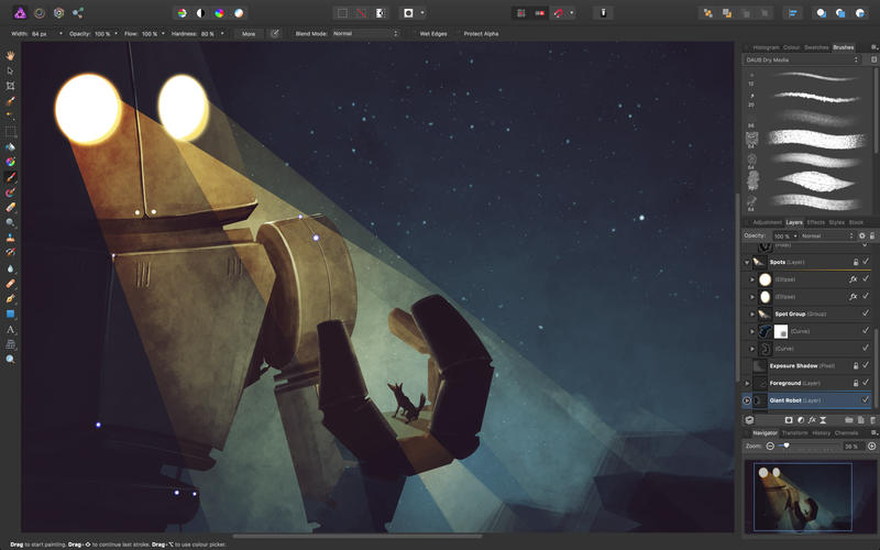 Affinity Photo chosen as Apple's Best Mac App of 2015