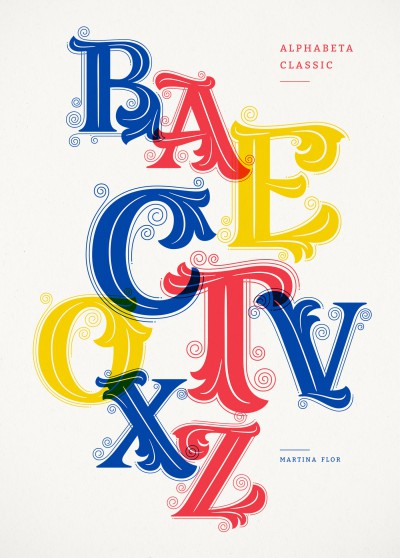 Dutch Alphabets – a collection of lettering sheets