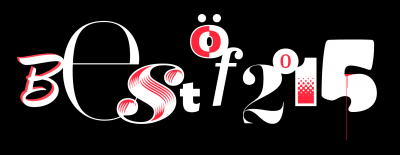 Die besten Fonts 2015