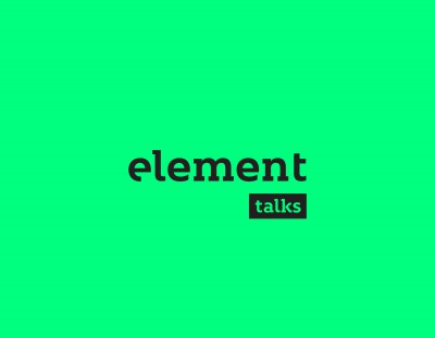 Element Talks, the biggest design conference in Poland