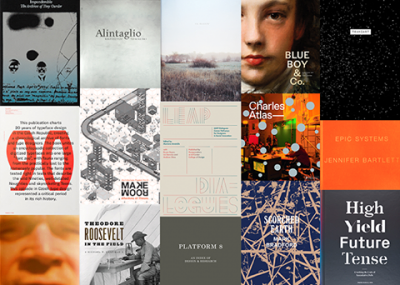 Design Observer – 50 Books and 50 Covers winners