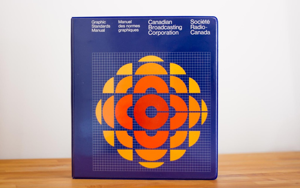 Pledge for the reproduction of the 1974 CBC Graphic Standards Manual