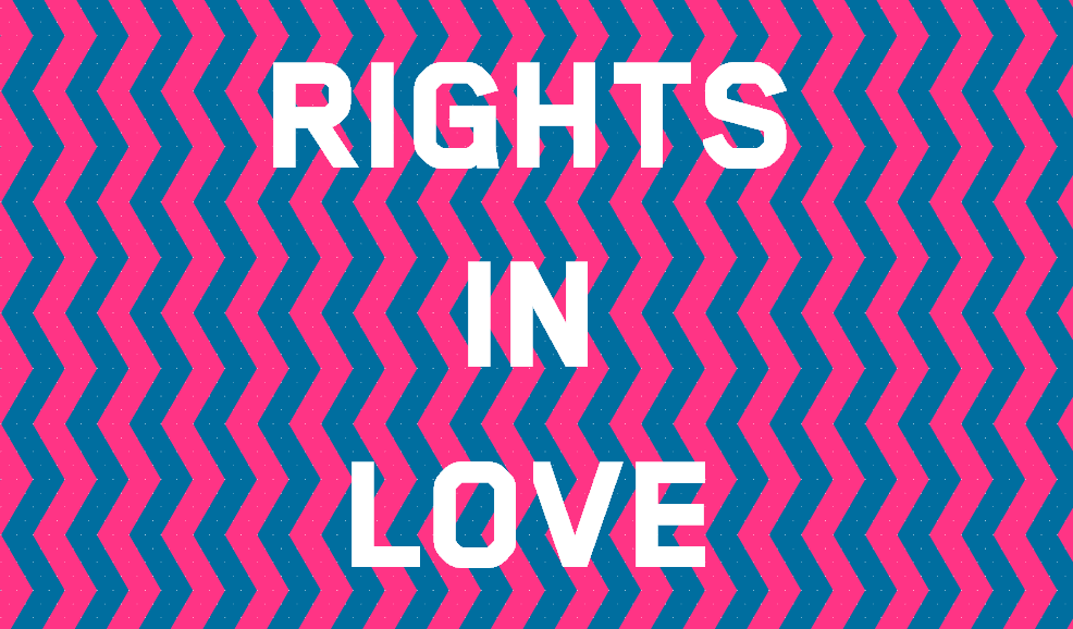 6th edition of Posterheroes – Rights in love
