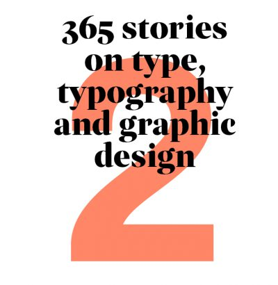 365typo vol. 2 was just sent to the printers