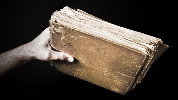 The mysterious ancient origins of the book