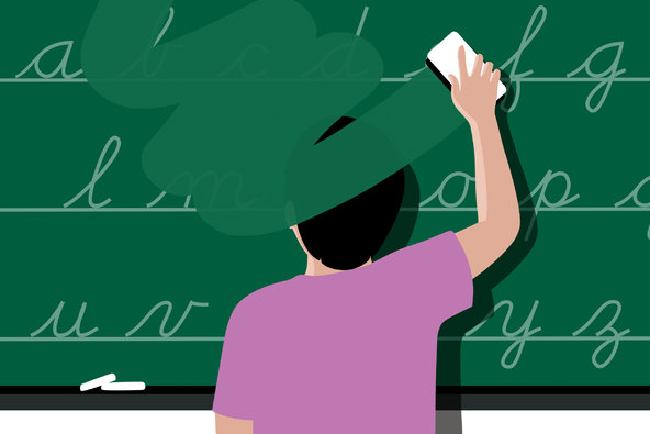 Why handwriting is still essential in the keyboard age