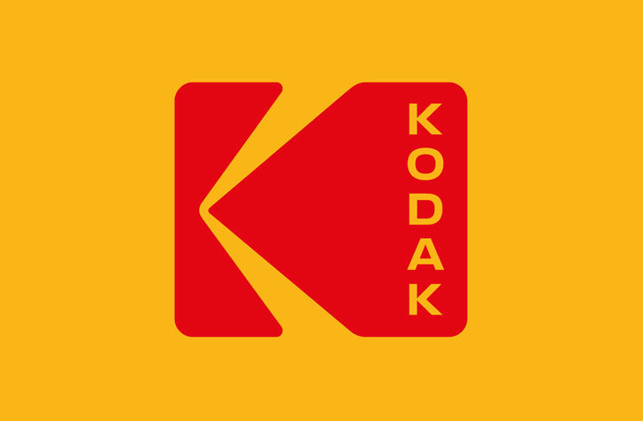 Kodak returns to its 1970s symbol