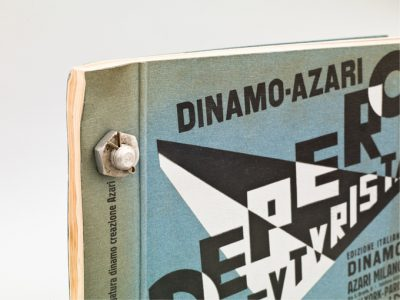 Support an exact copy of Depero Futurista at Kickstarter