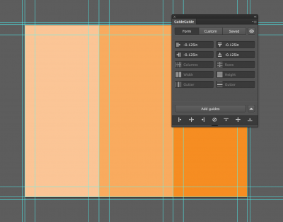 Enhancing grid design with GuideGuide