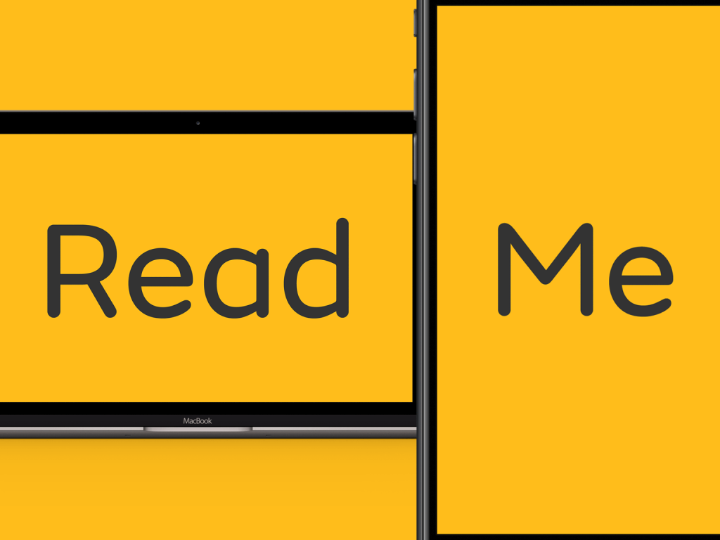 Accessible web typography: Design, application and technicalities