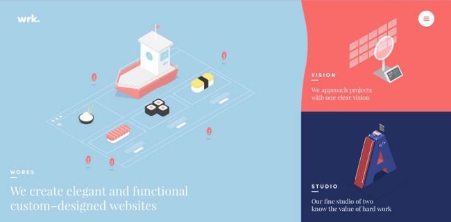 6 web design trends worth knowing for 2017
