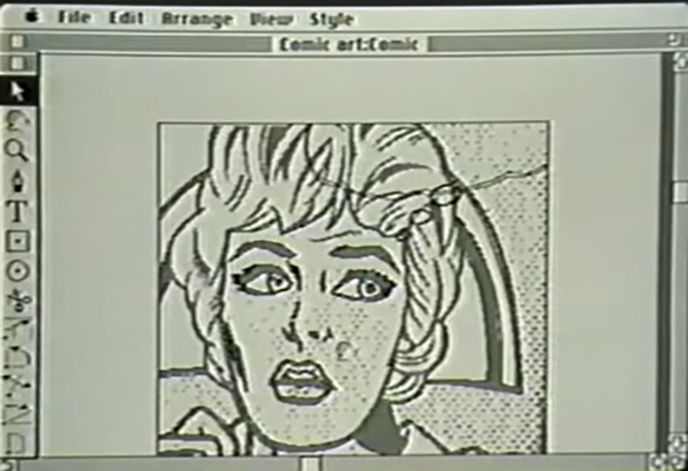 Here's how Adobe introduced Illustrator 1.0 in 1987