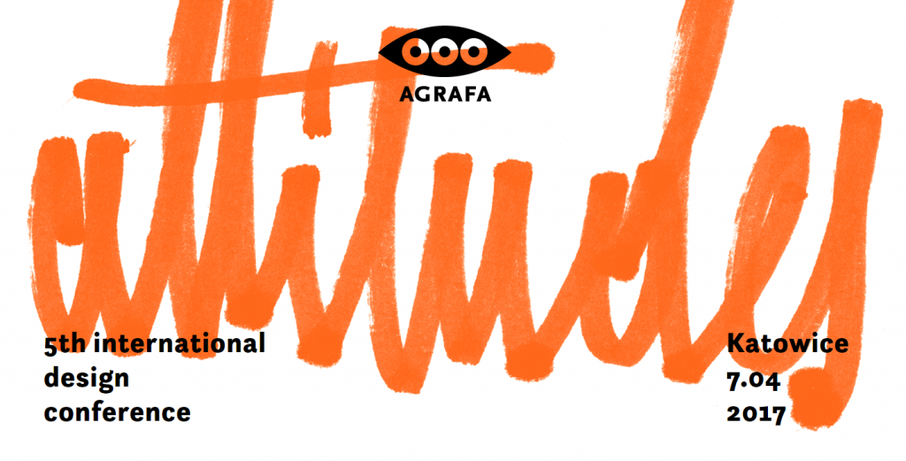 Agrafa – 5th international design conference in Katowice, Poland