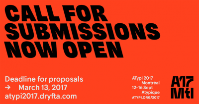 ATypI 2017 Call for submissions