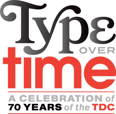Type Over Time by Type Directors Club