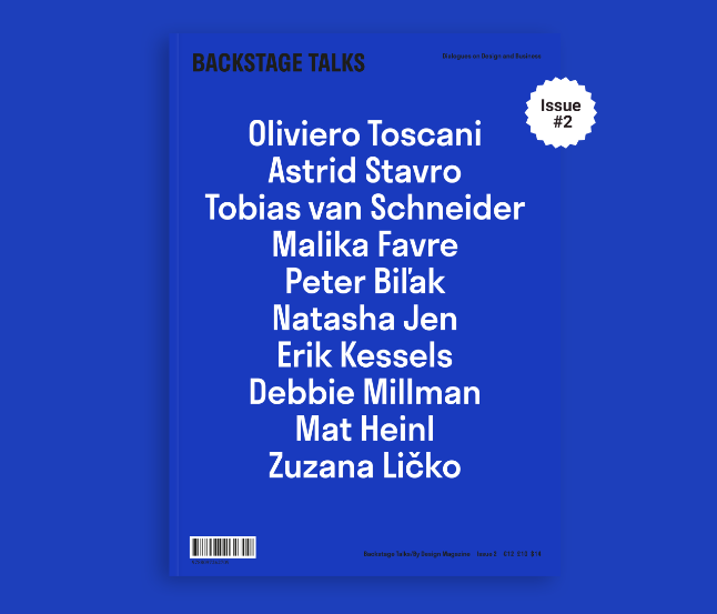 Backstage Talks 2 out now