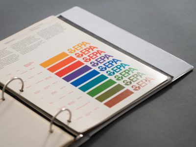 Let's reissue EPA's Graphic Standards System