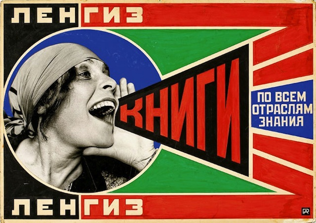 Russian Constructivism and Graphic Design