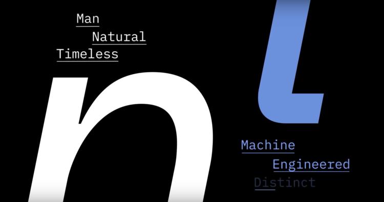 Can IBM Plex topple Helvetica?