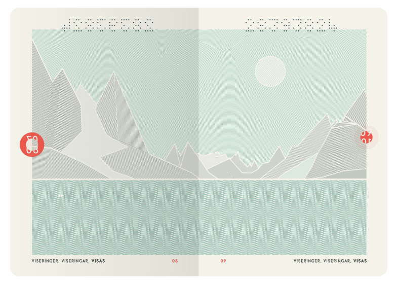 Norway's passports redesigned