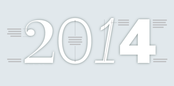 2014: The year in graphics