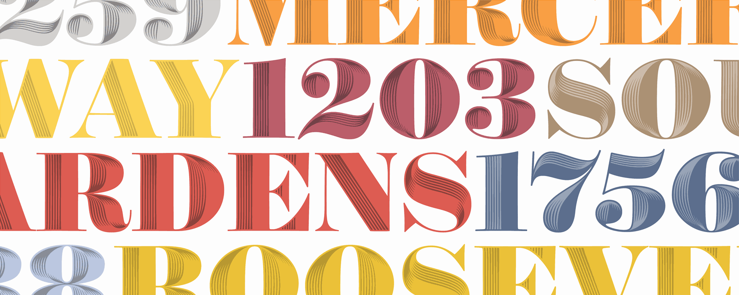 Obsidian, a new font by Hoefler & Co.