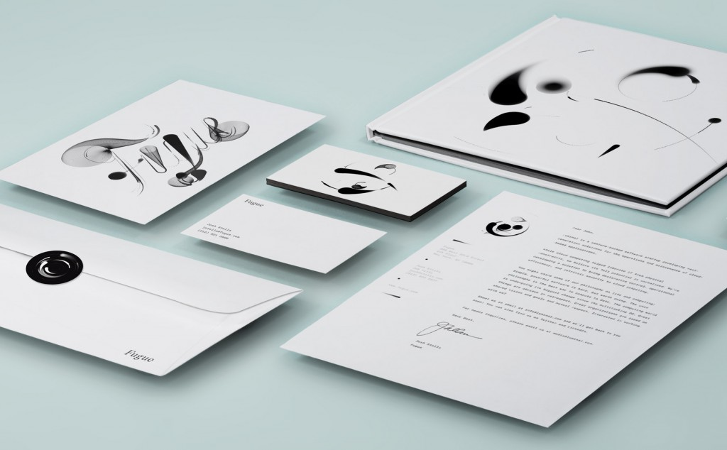 Sagmeister & Walsh creates identity for Fugue software