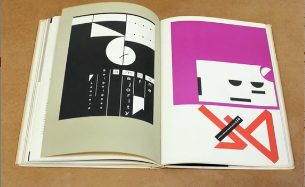 Kickstarter: Facsimile of Visual Design in Action