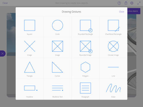 New iPad app: Adobe Comp CC