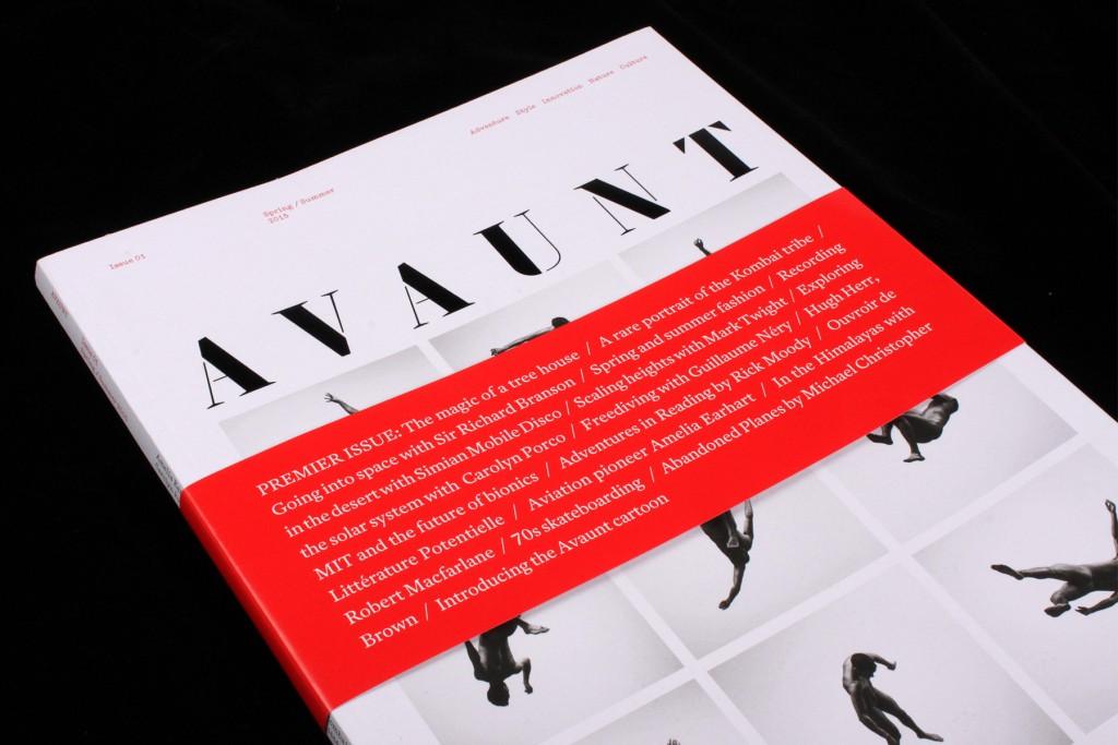 magCulture reviews new magazine Avaunt