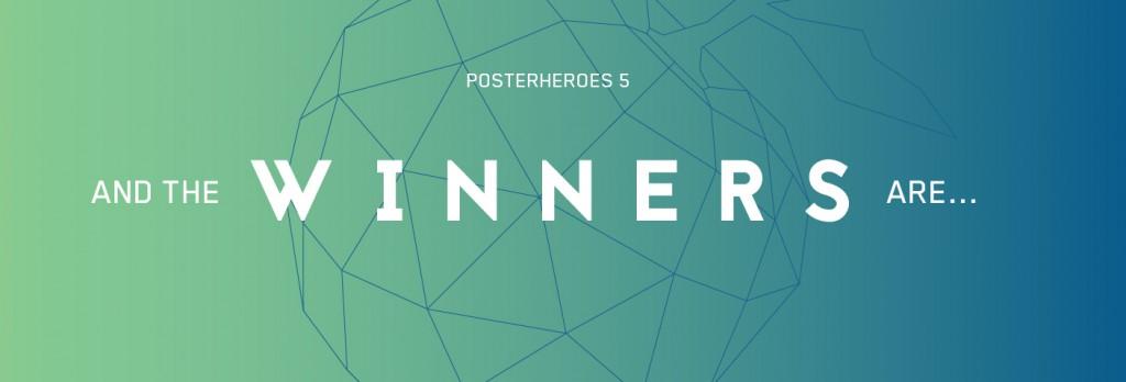 Posterheroes 5 winners