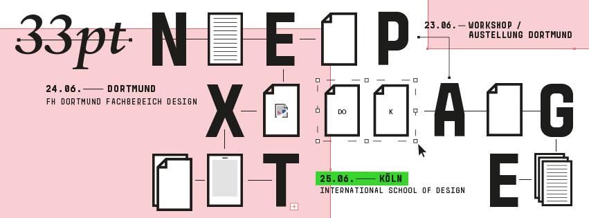 33pt design conference in Dortmund, Germany