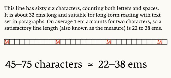 Kickstarter – Web Typography, a handbook