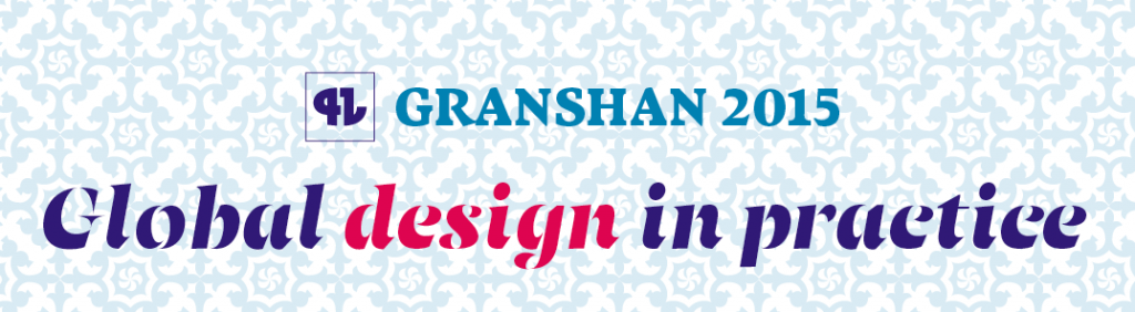 "Granshan conference ""Global design in practice"""