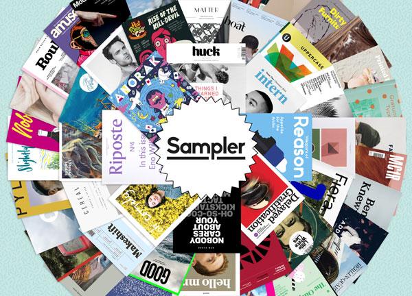 Sampler – buy independent magazines online